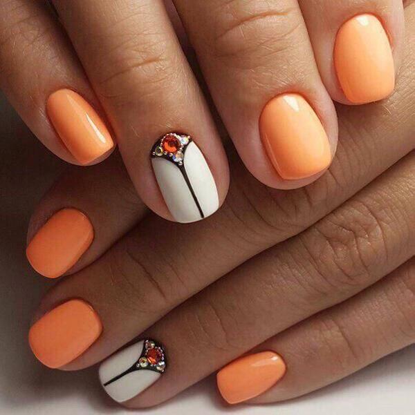 15 здоровских вариантов маникюра для коротких ногтей – просто, стильно и модно!